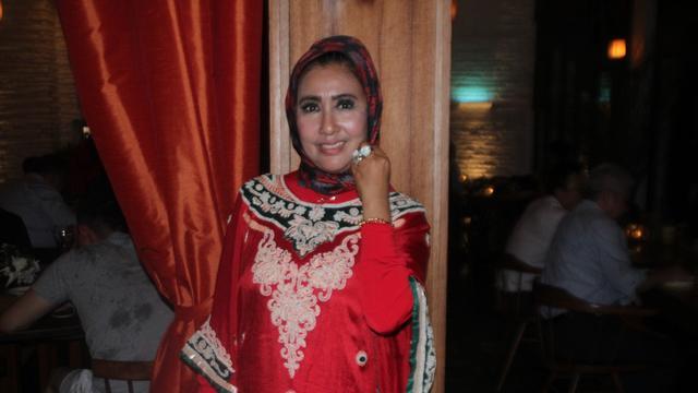Arisan artis Beauty Manjah Miliarder