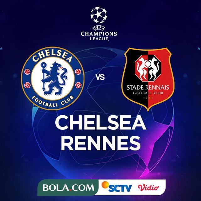 Prediksi Liga Champions Chelsea Vs Rennes Santapan Empuk The Blues Dunia Bola Com