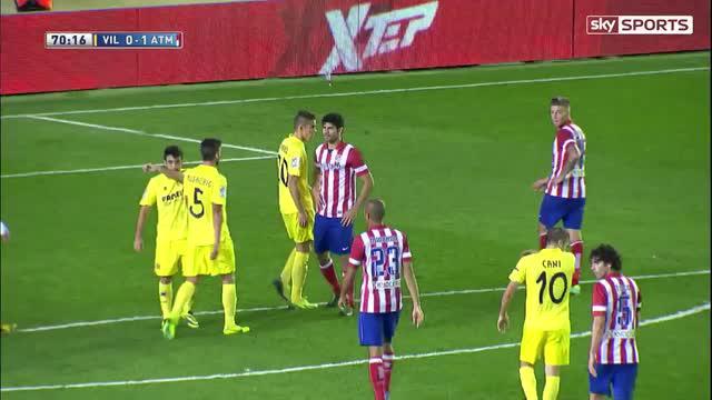 Insiden yang terjadi antara Diego Costa dengan Gabriel Paulista saat Chelsea vs Arsenal pekan lalu, adalah kelanjutan dari bibit permusuhan yang sudah ada sejak keduanya masih bermain di La Liga Spanyol.