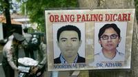 Noordin M Top dan Dr.Azahari, dua teroris yang ditangkap oleh Tito Karnavian | Via: newsjs.com