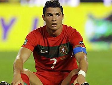 Cristiano Ronaldo (© AFP 2011)