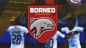 Kalah dari Tira Persikabo BRI Liga 1 Seri 2, Borneo FC Benahi Mental dan Taktik, Tonton Highlights di Vidio