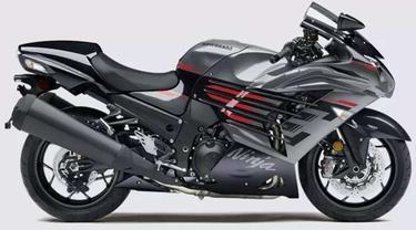 Kawasaki Ninja ZX-14R terbaru