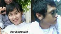 Beda Penampilan 6 Penyanyi Tanah Air Saat SMA Vs Kini, Bikin Pangling (sumber: Instagram.com/ayutingting92 dan Instagram.com/afgansyah.reza)