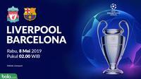 Liga Champions: Liverpool vs Barcelona. (Bola.com/Dody Iryawan)