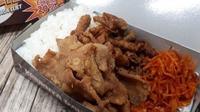Nasi Kulit Ayam Harga Murah dengan Rasa Sultan. foto: istimewa