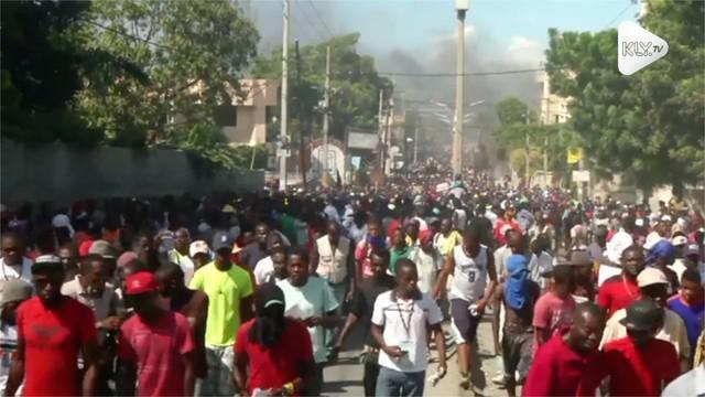Aksi protes terkait dugaan korupsi dana pengadaan minyak bumi di Haiti memakan korban. Sedikitnya 6 orang dilaporkan tewas.