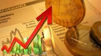 Ilustrasi Pertumbuhan Ekonomi dunia  (Liputan6.com/Andri Wiranuari)
