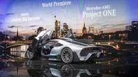 Mercedes-Benz AMG Project ONE. (Popular Mechanics)