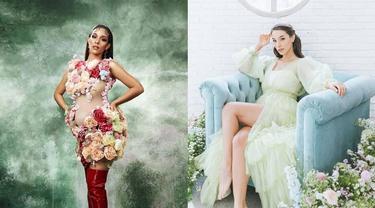 Sudah Makin Buncit, Ini 5 Maternity Shoot Vanessa Lima dan Erick Iskandar