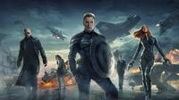 Mengambil dua tahun setelah kejadian dalam The Avengers, Captain America: The Winter Soldier menampilkan aksi yang lebih seru.
