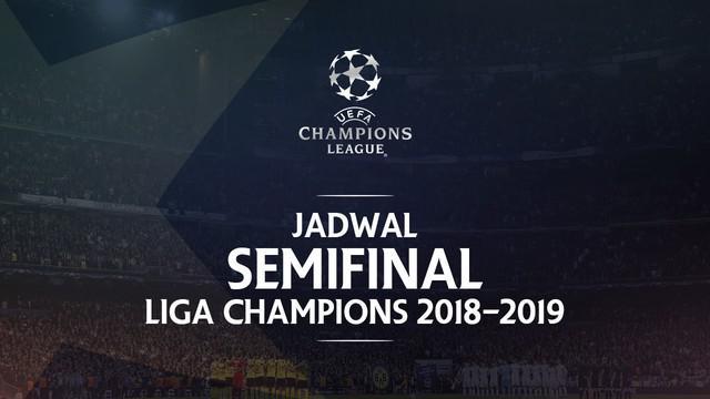 Berita video jadwal semifial Liga Champions 2018-2019. Barcelona hadapi Liverpool di Camp Nou, Kamis (2/5/2019).
