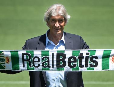 Foto: 5 Pelatih Uzur yang Masih Aktif Membesut Klub di Liga Top Eropa, Manuel Pellegrini Tertua