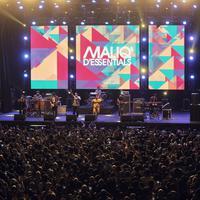 Meranoia Festival diserbu ribuan penonton di hari pertama. Berikut keseruannya. (Nurwwahyunan/Fimela.com)