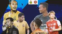 BRI Liga 1 - Duel Antarlini - Bhayangkara FC Vs Persiraja Banda Aceh (Bola.com/Adreanus Titus)