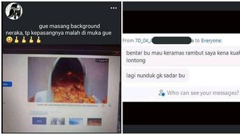 10 Keluh Kesah Netizen saat Sekolah Online Ini Bikin Tepuk Jidat