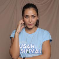 Media visit pemain film Susah Sinyal.  (Febio Hernanto/Bintang.com)