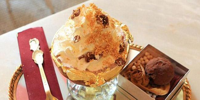 Cupcake Decadence D'Or | (c) daiymail