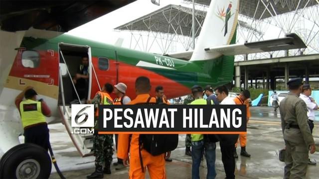 Sebnuah pesawat twin otter hilang di Papua. Pesawat berangkat dari bandara Moses Kilangin menuju Ilaga. Pesawat membawa 3 kru dan 1 penumpang serta 1.700 kg beras Bulog untuk Ilaga.
