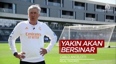 Berita Video Komentar Carlo Ancelotti Mengenai Kedatangan David Alaba di Real Madrid