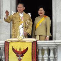 Kabar duka datang dari Thailand, Bhumibol, pemimpin negara tersebut meninggal dunia. (Via: dailymail.co.uk)