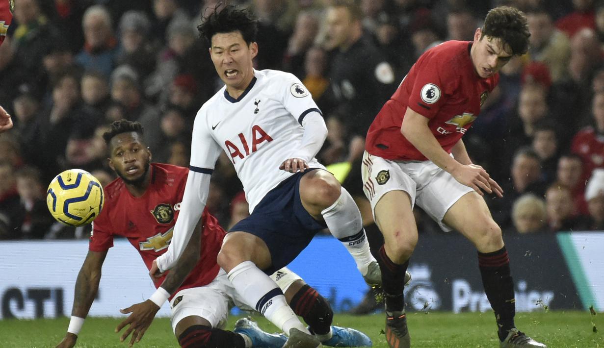 FOTO Marcus Rashford Borong 2 Gol Manchester United