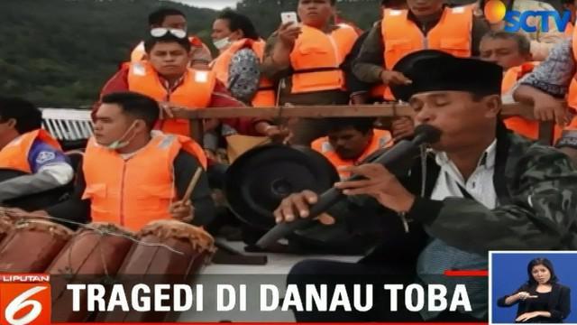 Setelah tragedi KM Sinar Bangun, awak kapal yang beroperasi di perairan Danau Toba berbenah.