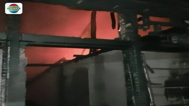 Rumah Terbakar di Bangka Belitung, Seorang Nenek Tewas Terpanggang (Patroli)