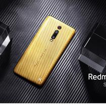 Redmi K20 Pro Signature Edition yang terbuat dari emas (Foto: Gizmochina)