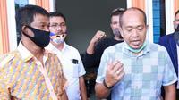 Penasihat Kerukunan Masyarakat Toraja sebut Rusdy pemimpin yang mengayomi umat Kristiani. (Istimewa)
