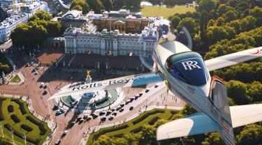 Rolls-Royce Mulai Uji Pesawat Listrik Tercepat di Dunia