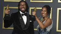 Mantan atlet NFL Matthews A. Cherry merebut Oscar 2020 (AP)