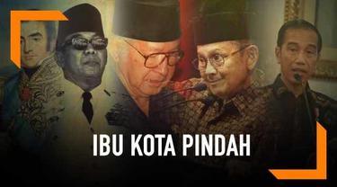 Rencana pemindahan Ibu Kota kembali mencuat. Presiden Joko Widodo telah menggelar rapat terbatas terkait tindak lanjut dari rencana pemindahan Ibu Kota.