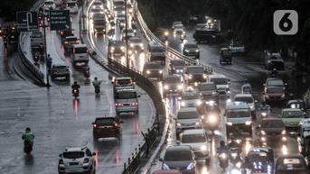 Cuaca Hari Ini Rabu 22 September 2021: Hujan Akan Guyur Jabodetabek