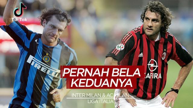 Berita Video TikTok Bola.com, 5 Pemain Top yang Pernah Berseragam AC Milan dan Inter Milan