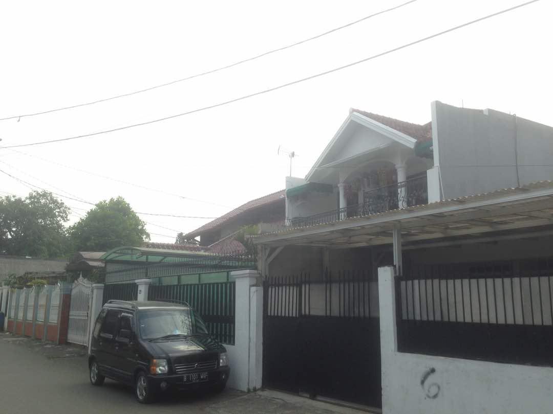 Rumah Jennifer Dunn (Syaiful Bahri/Bintang.com)