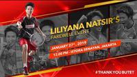 Liliyana Natsir akan segera pensiun dari bulutangkis (doc. PBSI).