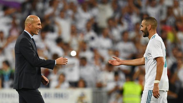 Real Madrid, La Liga, Karim Benzema