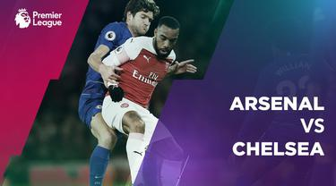 Berita video statistik Arsenal vs Chelsea pada lada pekan ke-23 Premier League 2018-2019, Minggu (20/1/2019).