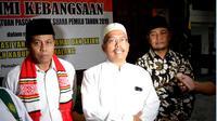 Seruan rekonsiliasi usai pemilu dan tolak people power bergaung di Pemalang. (Foto: Liputan6.com/Mulyadi/Muhamad Ridlo)