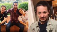 Perankan Sosok Antagonis, Ini 6 Momen Seru Dylan Carr Kembali Berakting (sumber: Instagram.com/kalampatiz dan Instagram.com/dylanangela.update)