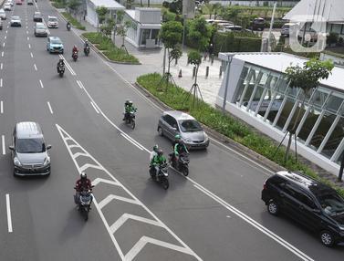 Penindakan Tilang Elektronik untuk Sepeda Motor Dimulai Besok