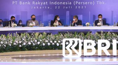 Bentuk Holding Ultra Mikro,RUPS Luar Biasa BRI Setujui Right Issue 28 Miliar Lembar