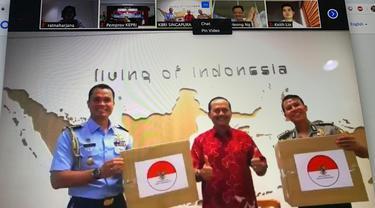 Kerja sama perusahaan Singapura, Temasek dan KBRI Singapura untuk memasok alat kesehatan ke Batam.