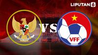 Banner Infografis Timnas Indonesia Vs Vietnam di Final SEA Games 2019. (Liputan6.com/Abdillah)