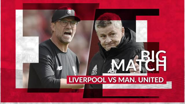 Berita Video Liverpool Vs Manchester United, Solskjaer Punya Kans Hentikan Rekor The Reds