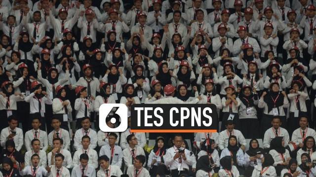 Jumlah pendaftar calon pegawai negeri sipil terus bertambah. Hingga Selasa (19/11) siang total pelamar berjumlah 3,3 juta orang.