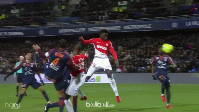 Berita video highlights Ligue 1 2017-2018, Montpellier vs Monaco, dengan skor 0-0. This video presented by BallBall.