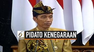 Presiden Joko Widodo menyampaikan harapannya untuk generasi mendatang. Ia ingin anak-anak tumbuh menjadi generasi yang premium.