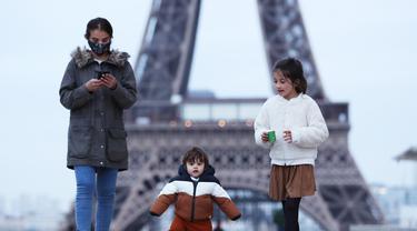 Kematian Akibat Virus Corona di Prancis Meningkat